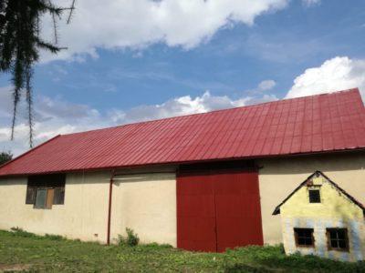 Sampos Racibórz malowanie dachów