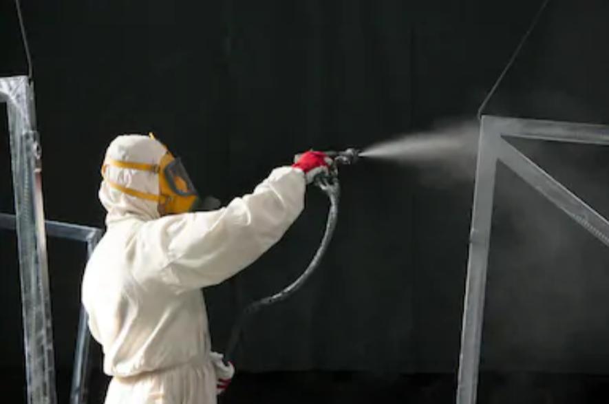 malowanie konstrukcji stalowych sampos 5
