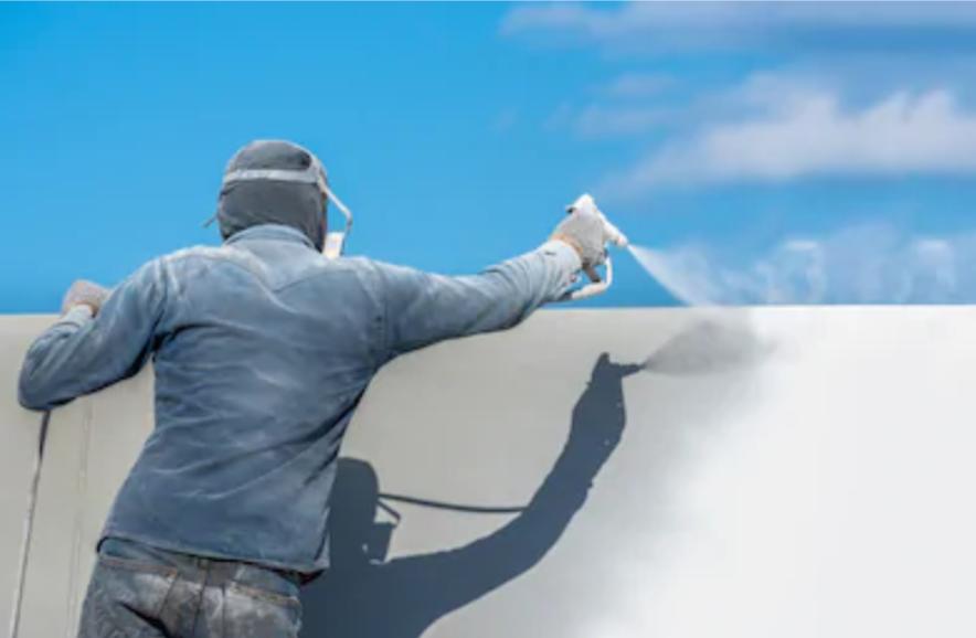 malowanie konstrukcji stalowych sampos 6